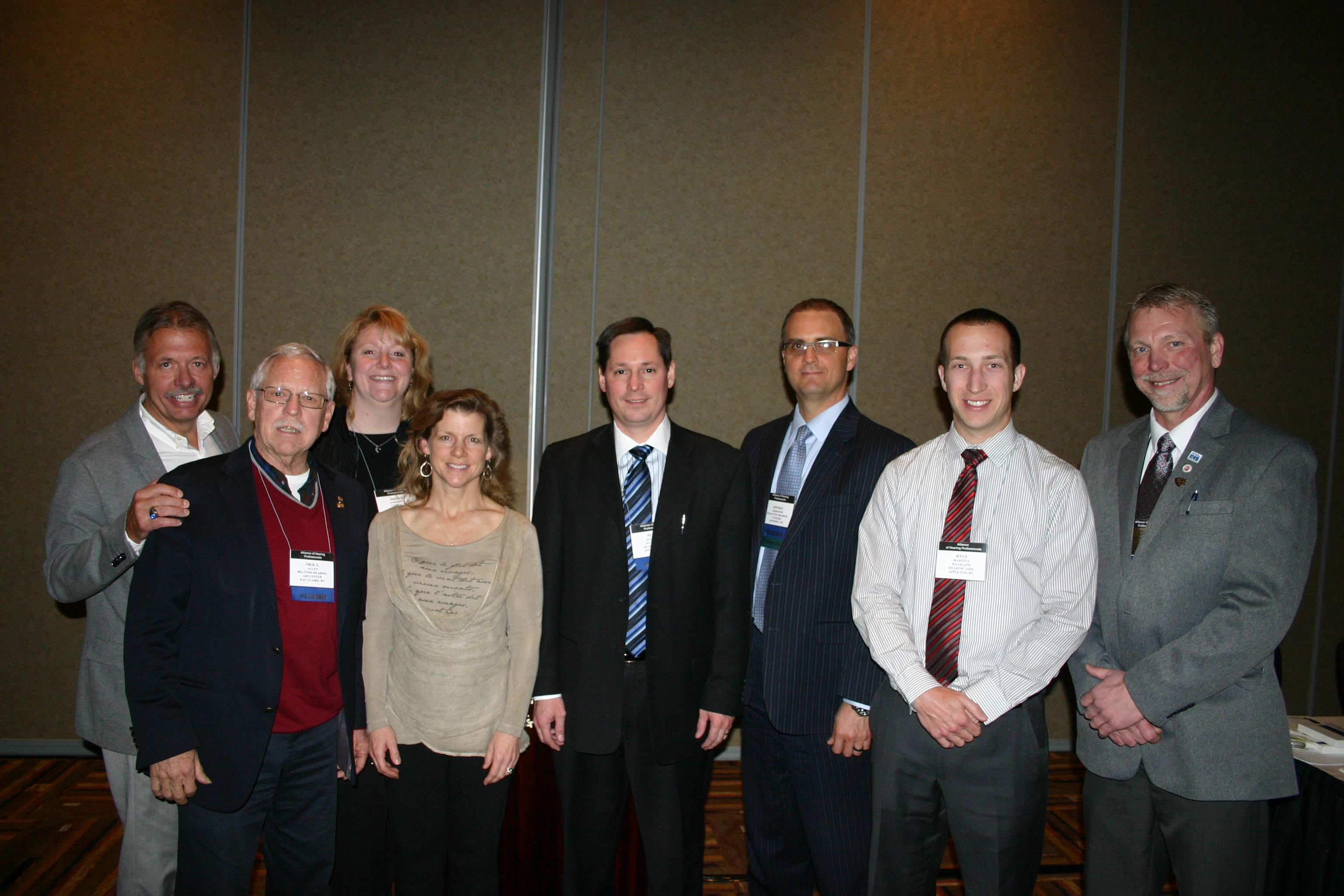 WAHP Alliance Board